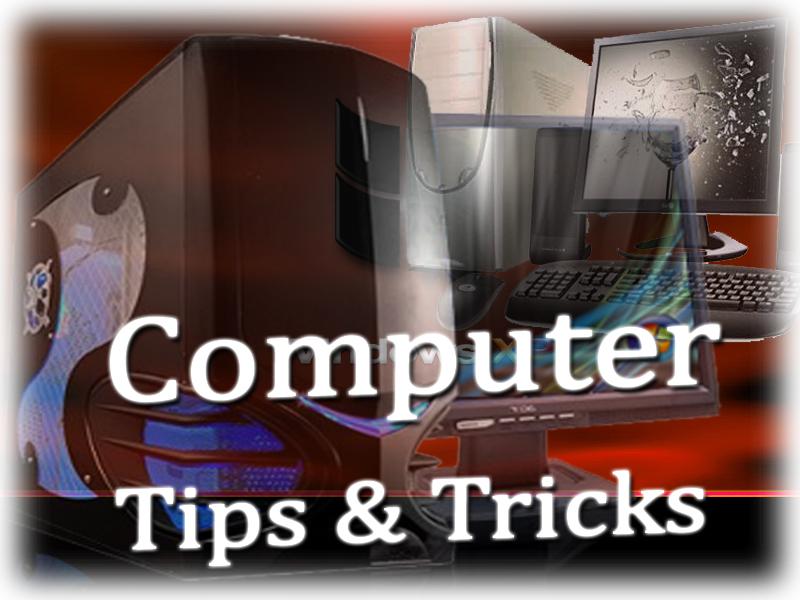Computer Tip